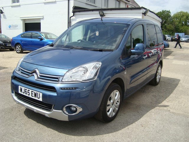 used Citroen Berlingo Multispace Wheelchair Accessible in oxford