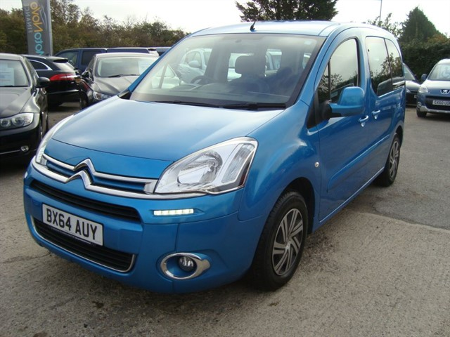 used Citroen Berlingo Multispace AIRDREAM VTR EGS DIESEL WHEELCHAIR ACCESSIBLE in oxford