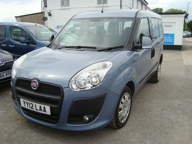 used Fiat Doblo MYLIFE WHEELCHAIR ACCESSIBLE in oxford