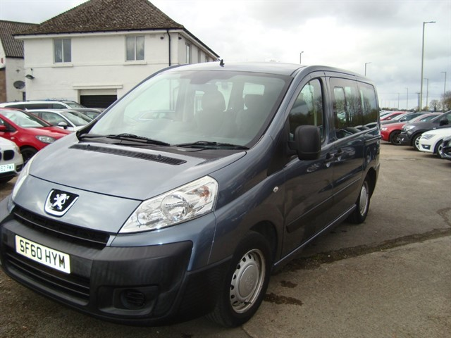 used Peugeot 1007 TEPEE COMFORT L1 HDI 90 6STR in oxford