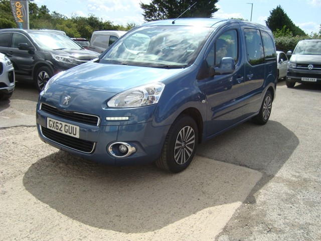 used Peugeot Partner Tepee Wheelchair Accessible vehicle in oxford
