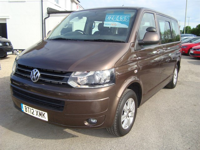 used VW Caravelle SE TDI in oxford