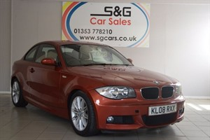 Car of the week - BMW 120d M SPORT - Only £5,995