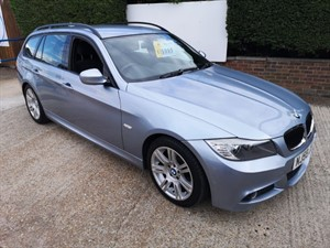 Car of the week - BMW 318i M SPORT TOURING - Only £5,995