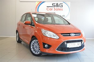 Car of the week - Ford C-Max TITANIUM TDCI - Only £6,995