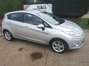 Car of the week - Ford Fiesta ZETEC 1.4 - Only £5,995