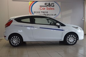Car of the week - Ford Fiesta EDGE - Only £4,995