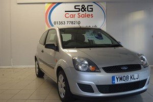 Car of the week - Ford Fiesta STYLE CLIMATE 16V - Only £2,695
