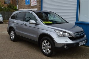 Car of the week - Honda CR-V I-CTDI ES - Only £6,495