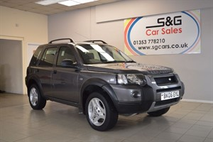Car of the week - Land Rover Freelander TD4 FREESTYLE - Only £3,995