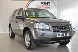 Car of the week - Land Rover Freelander TD4 E GS diesel - Only £8,995