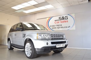 Car of the week - Land Rover Range Rover Sport TDV6 SPORT HSE - Only £12,995