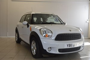 Car of the week - MINI Countryman ONE - Only £8,995