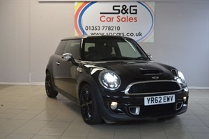 Car of the week - MINI Hatch COOPER S london - Only £7,495