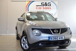 Car of the week - Nissan Juke ACENTA 1.6 - Only £5,695