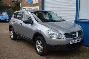 Car of the week - Nissan Qashqai VISIA 1.6 - Only £4,495