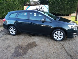 Car of the week - Vauxhall Astra DESIGN 1.6 - Only £5,995