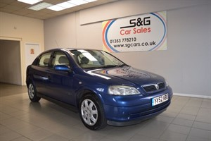 Car of the week - Vauxhall Astra CLUB 8V - Only £995
