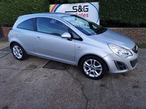 Car of the week - Vauxhall Corsa SXI AC 1.4 - Only £3,995