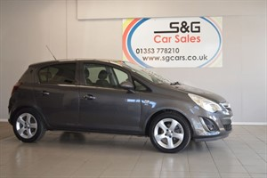 Car of the week - Vauxhall Corsa SXI A/C 1.2 - Only £4,495