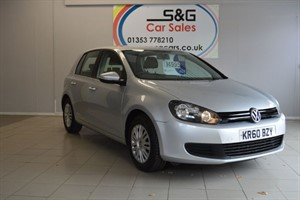 Car of the week - VW Golf S TSI 1.2 - Only £4,995