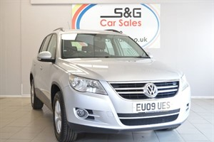 Car of the week - VW Tiguan S TDI - Only £6,995