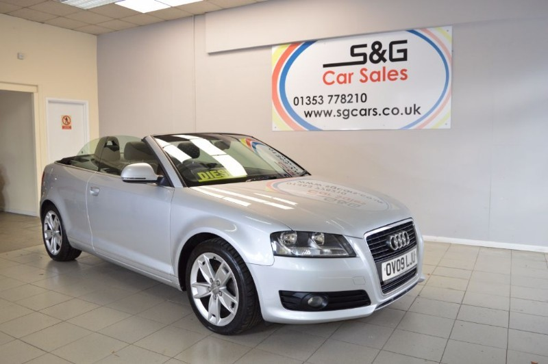 used Audi A3 TDI SPORT 2.0 in ely-cambridgeshire