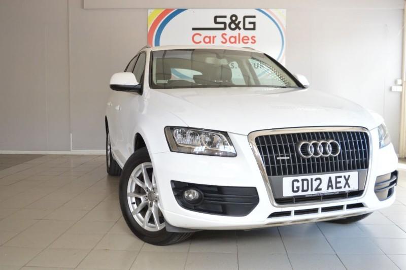 used Audi Q5 TDI QUATTRO SE DPF in ely-cambridgeshire