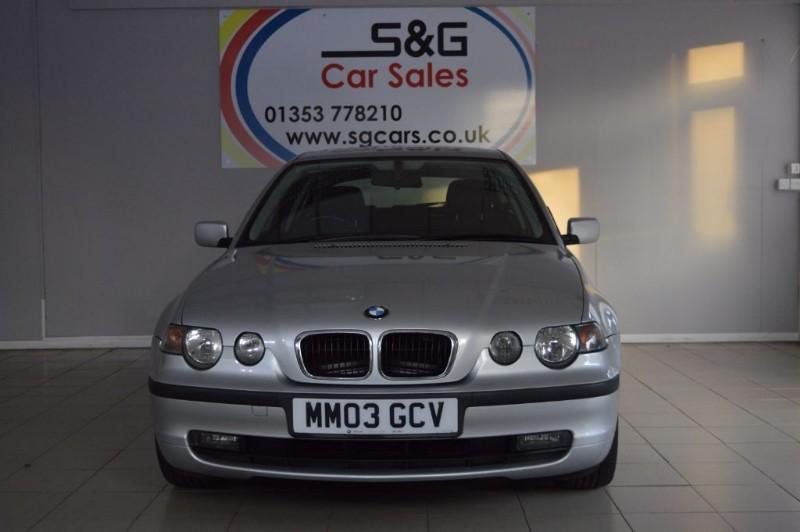 used BMW 316ti SE in ely-cambridgeshire