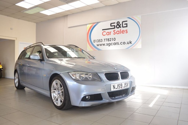 used BMW 318i M SPORT TOURING in ely-cambridgeshire