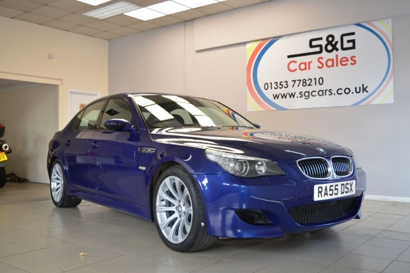 used BMW M5  in ely-cambridgeshire