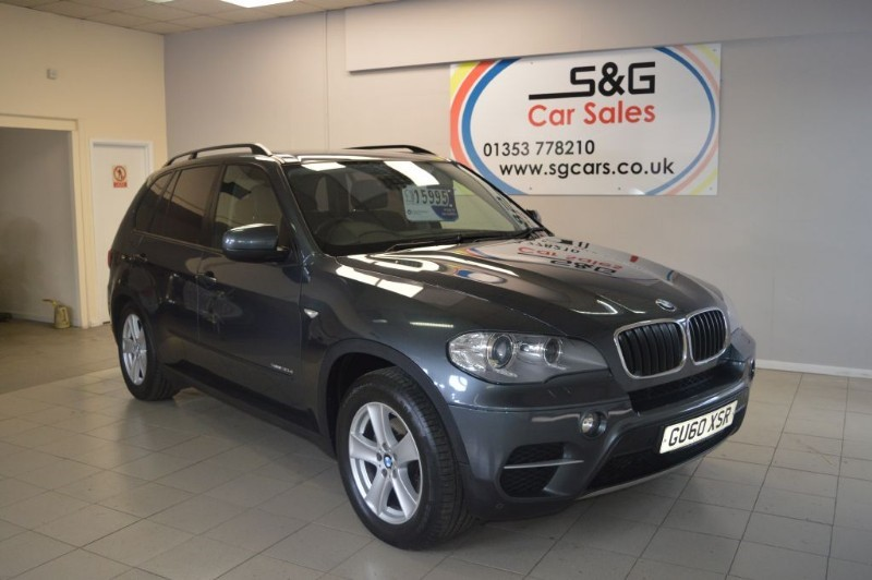 used BMW X5 XDRIVE30D SE in ely-cambridgeshire