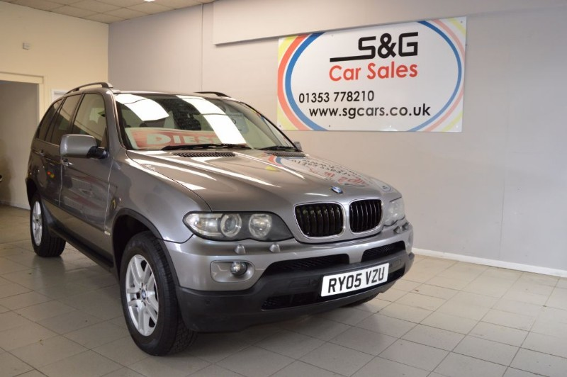 used BMW X5 DIESEL SE in ely-cambridgeshire