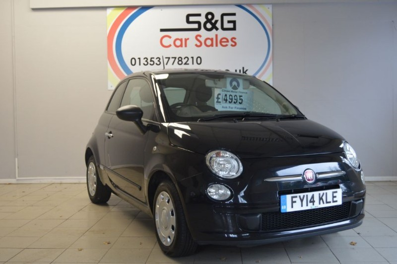 Fiat 500 for sale