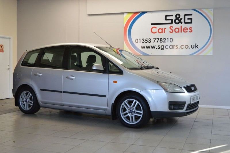 used Ford C-Max 1.6 tdci diesel  in ely-cambridgeshire