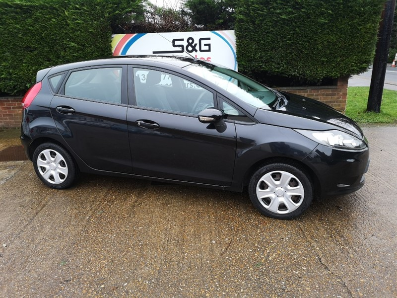 used Ford Fiesta EDGE in ely-cambridgeshire