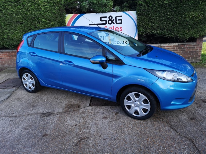 used Ford Fiesta EDGE 1.25 in ely-cambridgeshire