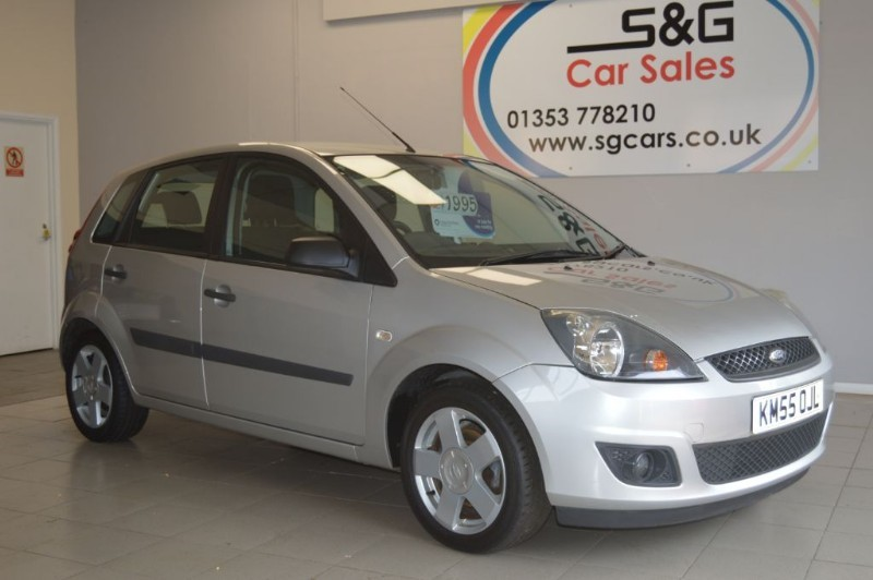 used Ford Fiesta ZETEC CLIMATE 16V in ely-cambridgeshire