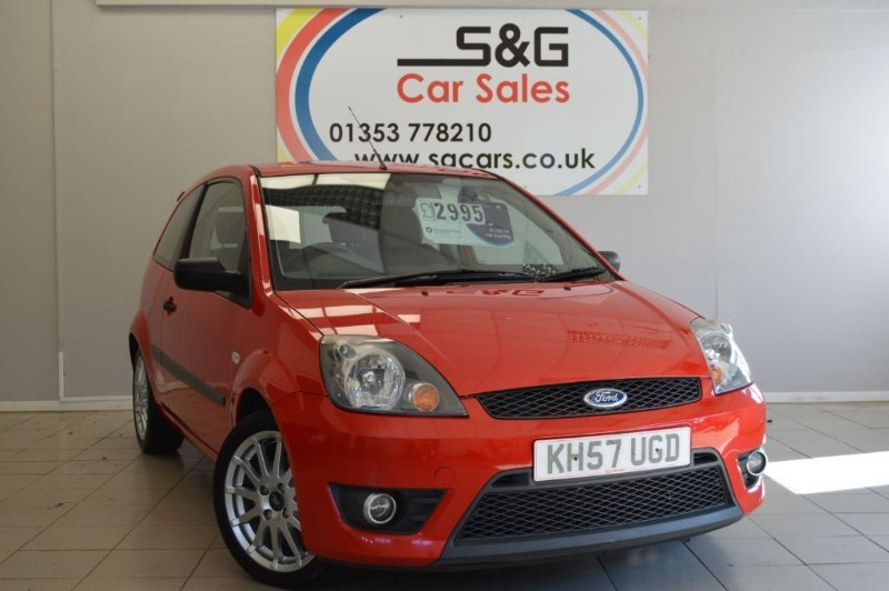 used Ford Fiesta ZETEC S 16V in ely-cambridgeshire