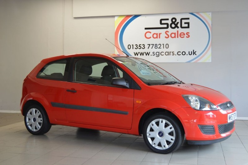 used Ford Fiesta STYLE CLIMATE 16V in ely-cambridgeshire