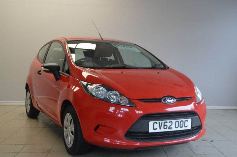 used Ford Fiesta STUDIO 1.25 in ely-cambridgeshire
