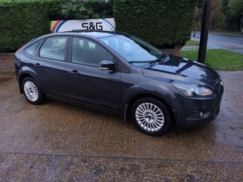 used Ford Focus TITANIUM 1.6 in ely-cambridgeshire