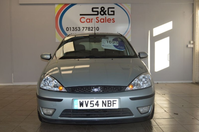 used Ford Focus EDGE 1.6  in ely-cambridgeshire