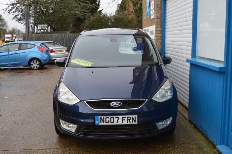 used Ford Galaxy GHIA TDCI diesel in ely-cambridgeshire