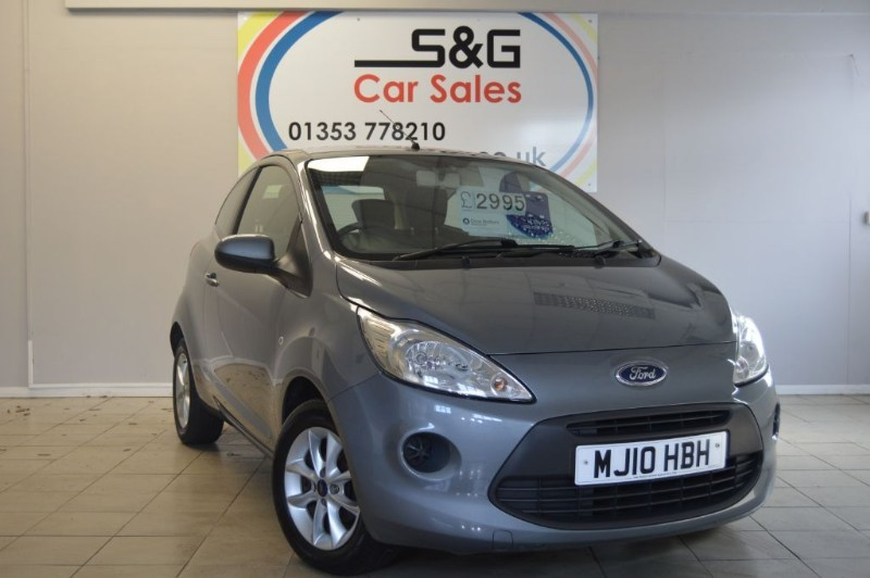 used Ford KA EDGE 1.2 in ely-cambridgeshire