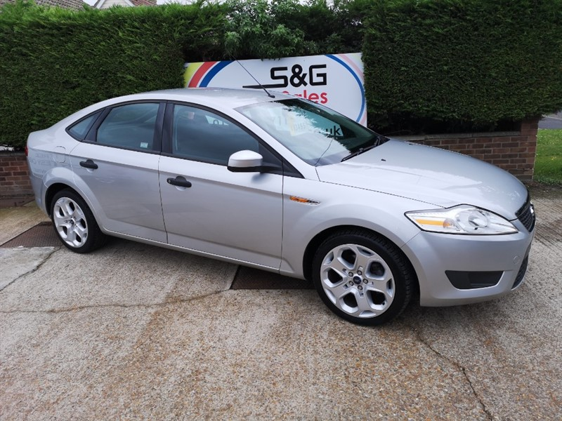 used Ford Mondeo EDGE diesel auto in ely-cambridgeshire