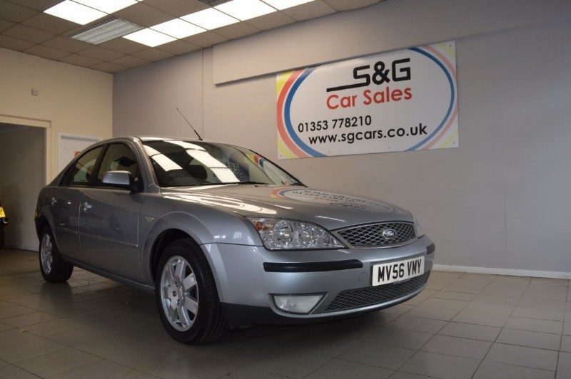 used Ford Mondeo ZETEC TDCI DIESEL in ely-cambridgeshire