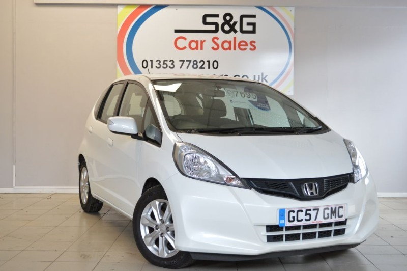 Honda Jazz for sale