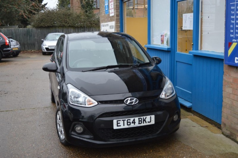 used Hyundai i10 SE 1.2 in ely-cambridgeshire