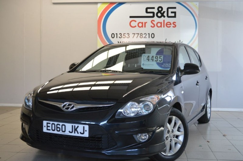 used Hyundai i30 COMFORT 1.4 in ely-cambridgeshire